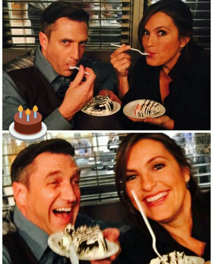 Law And Order Svu Birthday Cake