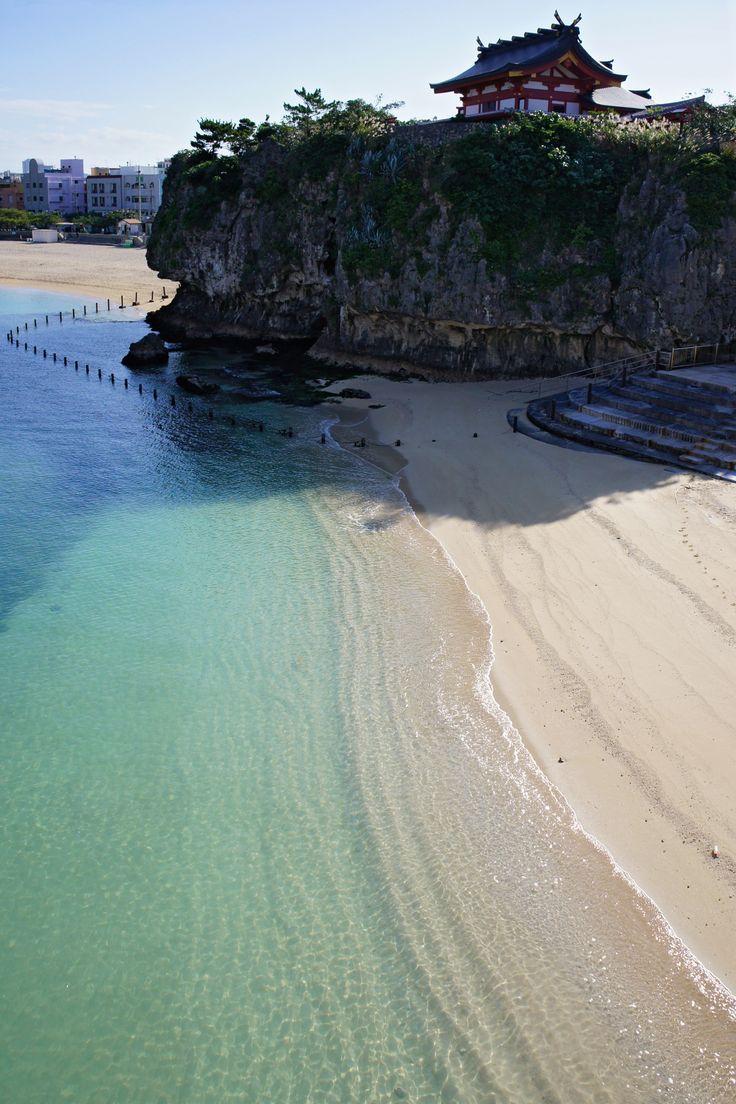 Naminoue-gu - 波上宮 - Naha, Okinawa.