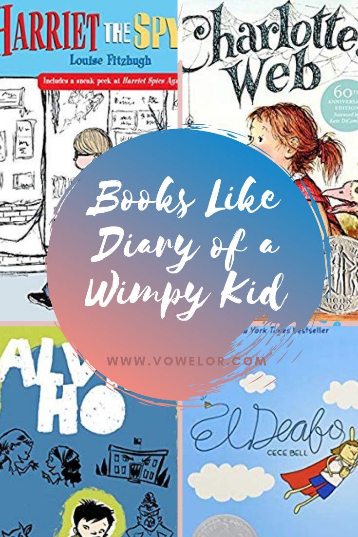 15 books like diary of a wimpy kid wimpy kid wimpy kid