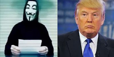 Anonymous releases Donald Trumps Social Security number Address Phone number and other personal data