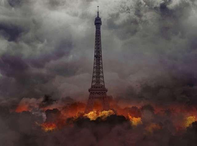 Kıyamet sonrası dünya Paris
