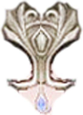 GW2 - Masquerade Armor necklace pattern by ElisaCiocchettaFurFur