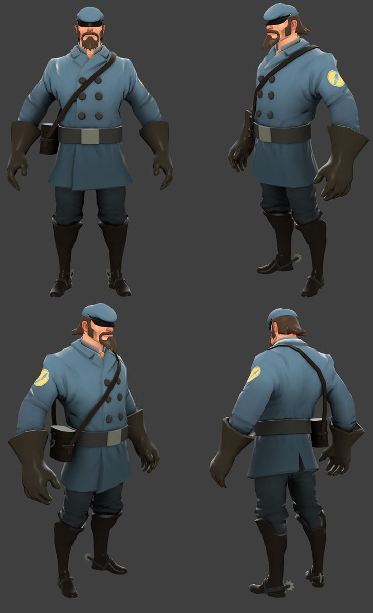 Team Fortress 2 1850 Soldier