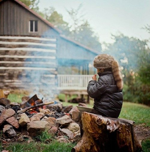 This will be my kid.Cabin, Coonskin Hats, Baby Baby, Daniel Boone, Future Kids, Coon Skin, Skin Cap, Outdoor Adventure, Little Boys