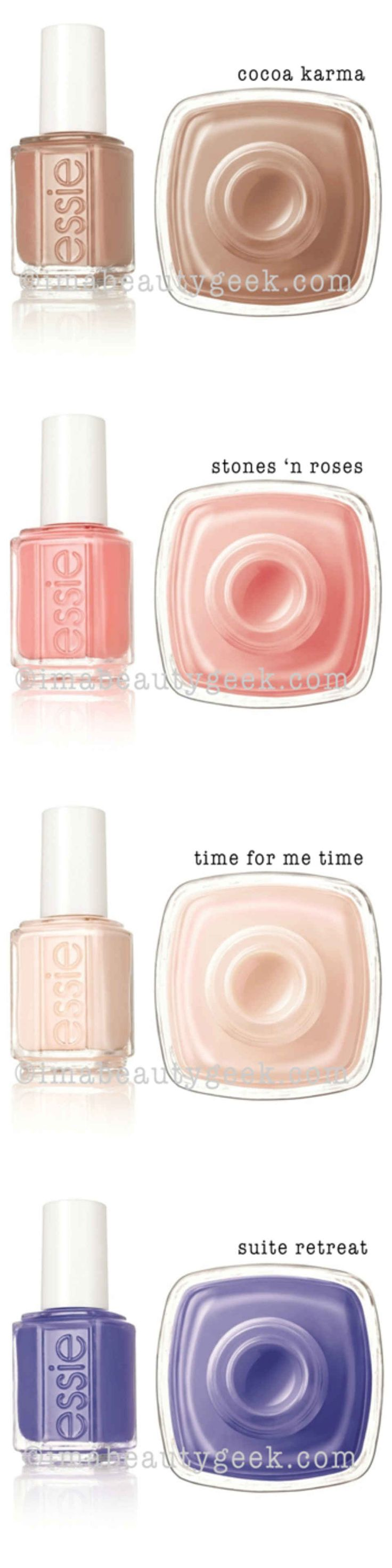 essie resort 2015 sneak peek from beautygeeks!