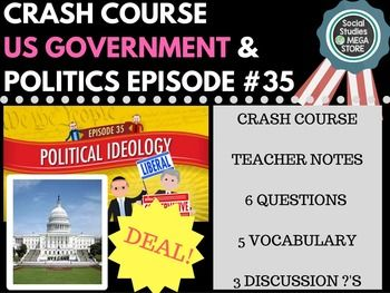 Political Ideology: Crash Course Government and Politics #35 Here is what is…