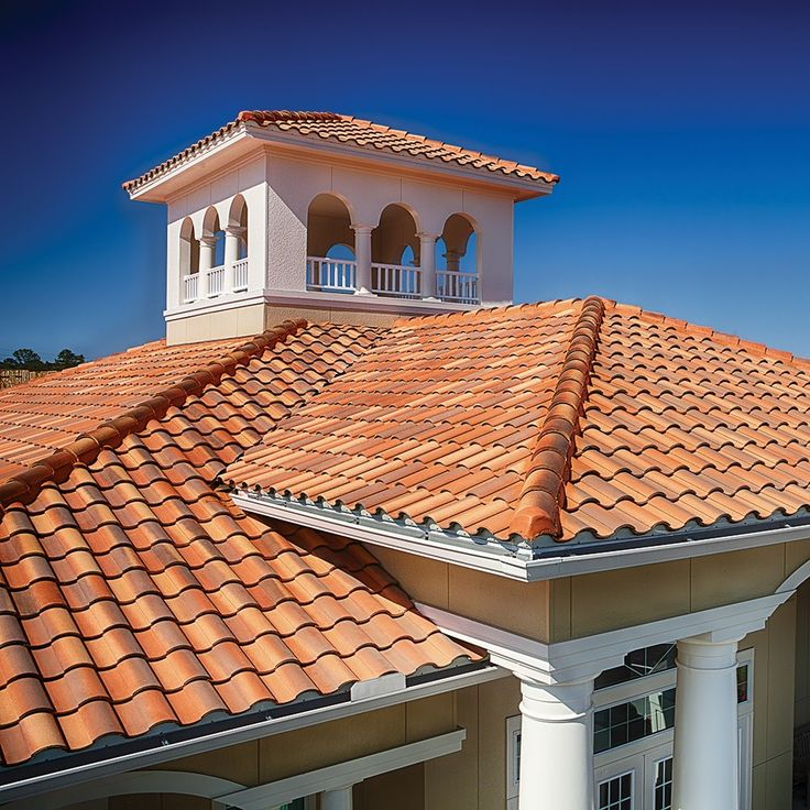 13 best old world roofs images on pinterest urban for Spanish tile roofs