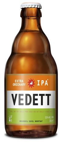Vedett Extra Ordinary IPA launched in UK