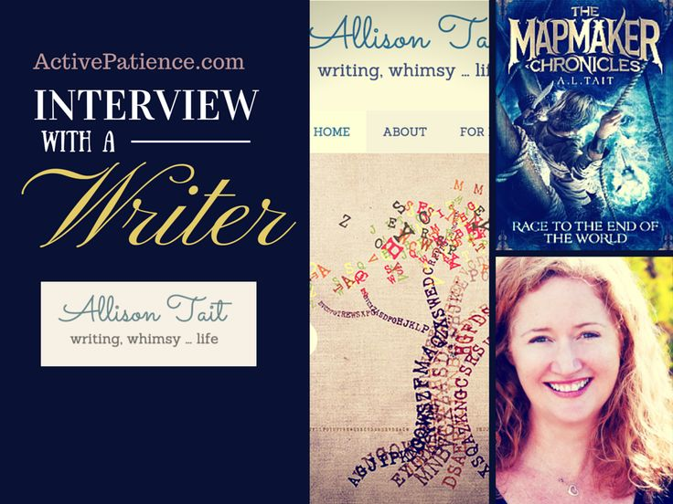 INTERVIEW with Allison Tait