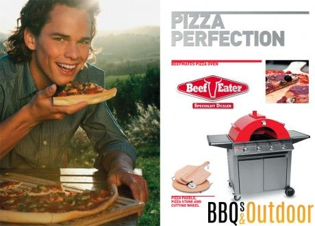 Beefeater Pizza Oven   BBQ's & Outdoor