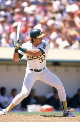 1988: Jose Canseco #33
