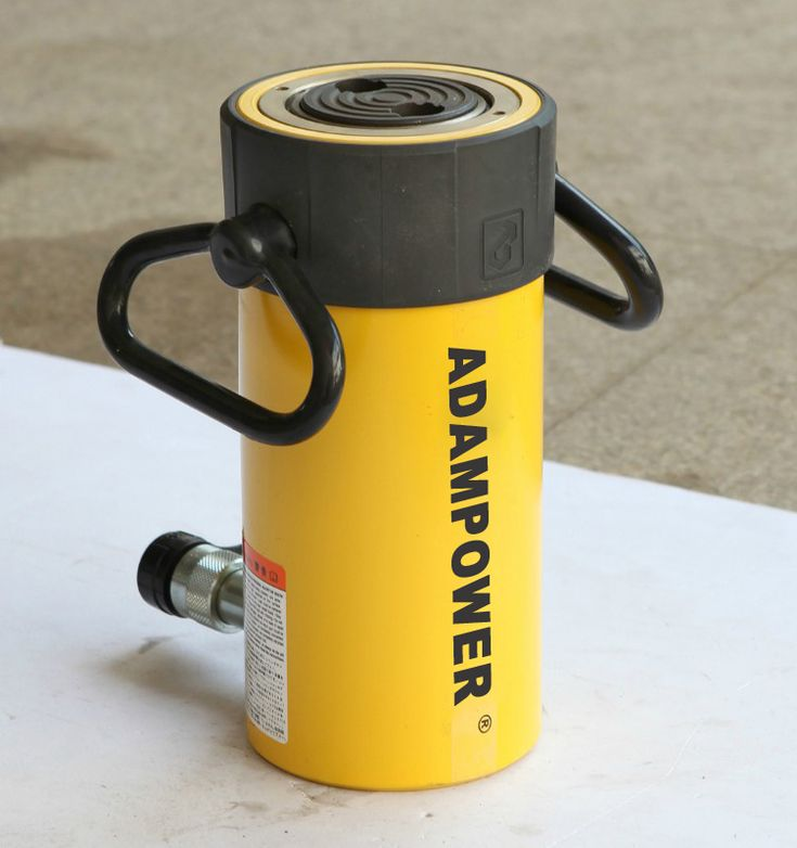 single acting hydraulic cylinder, AdamPower, since 1987.  more information please contact BRUCE@ADAM1987.COM