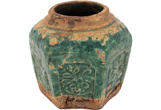 Antique Chinese Ginger Jar  $75.00  ($135.00)