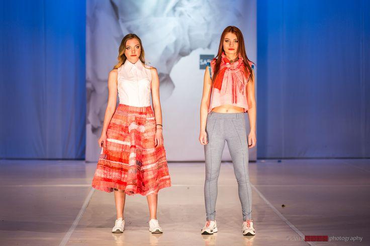 Junk Fashion Show 2015, Cracow, Poland.