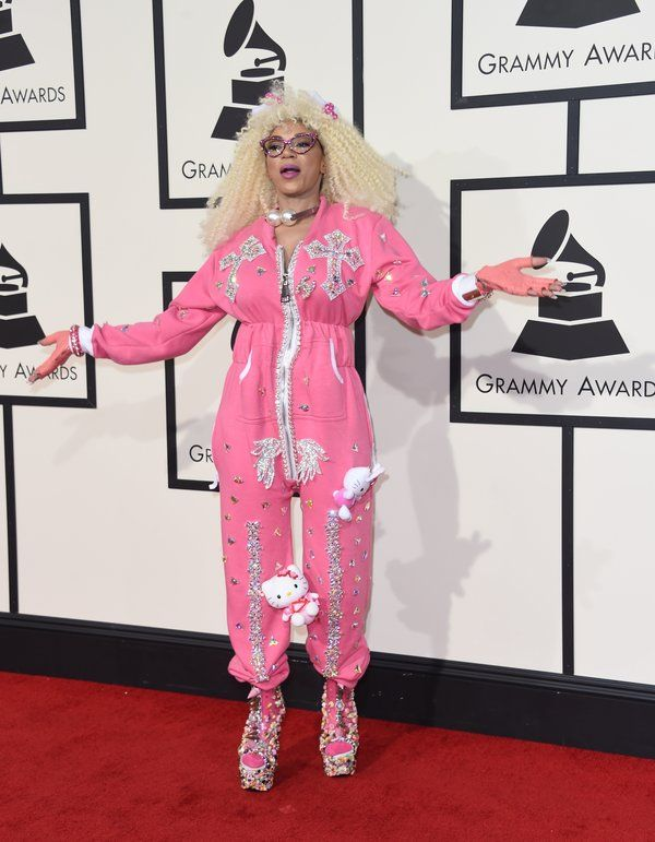 My Butterfly: Grammys 2016 - Red Carpet -worst dressed