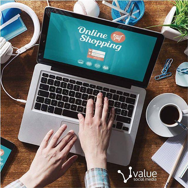 """""""Si tu objetivo es fortalecer tu canal de social media como uno de ventas, nosotros te ayudamos.  Está comprobado que las personas prefieren la modalidad de compra online por la facilidad, el ahorro de tiempo y el no tener que movilizarse y poder comprar lo que desean desde sus casas. Alista tu estrategia de marketing digital. ¡Contáctanos! · · #socialmedia #redessociales #onlineshopping #ecommerce #marketing #marketingdigital #digitalmarketing #website #communitymanager"""" by…"""