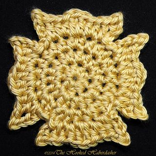 Maltese Cross Applique ~ free pattern ᛡ  make it into a square for fireman blanket
