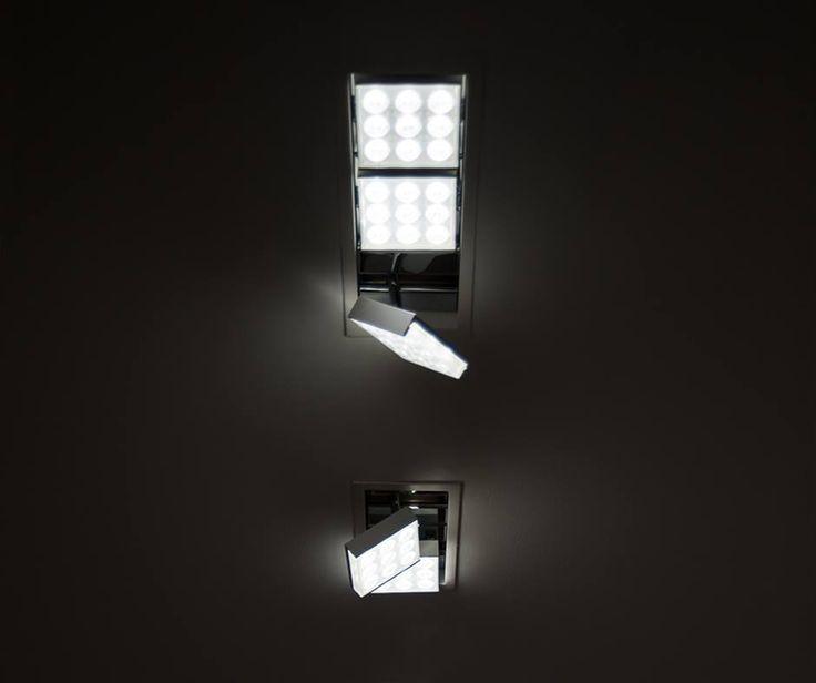 PAD (Poème de l'angle droit) is an advanced projector aiming to outperform traditional halogen sources ► http://bit.ly/2grvZFz #design by Carlotta de Bevilacqua Photo by Federico Villa Fotografo