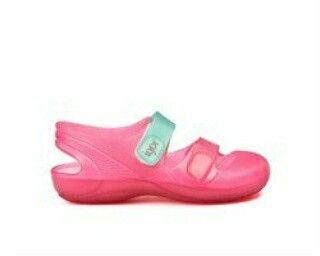 igor bondi bicolor bebek sandalet