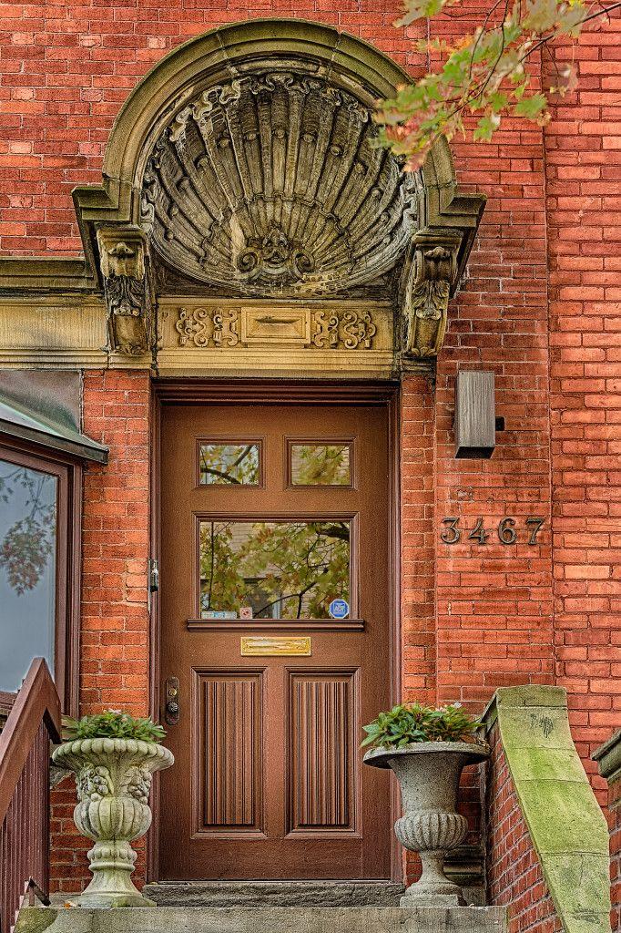 Doors on Simpson St. in Downtown Montreal & 207 best Canadian (Kanada) Doors images on Pinterest | Windows ... pezcame.com