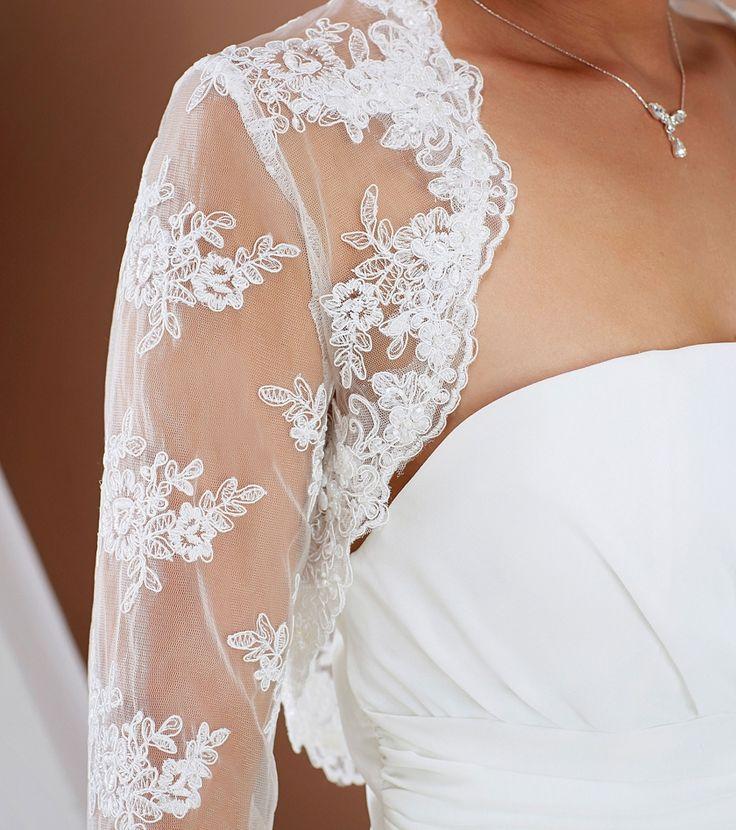 E94 Close-Up. Bianco Evento. Stocked at Cotswold Bride, Cheltenham. www.cotswoldbride.com