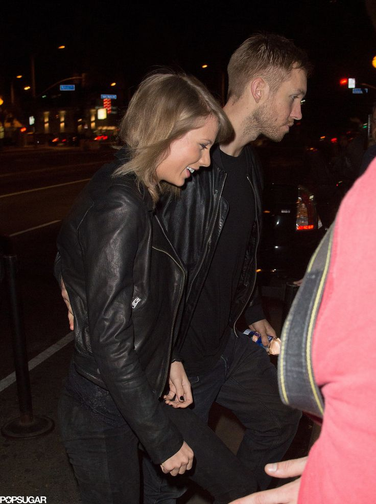 Taylor Swift and Calvin Harris are already creating a long list of sweet moments together — and, yes, they're being referred to as #Tayvin. Love the cute celebrity couple? Check out their cutest PDA moments!