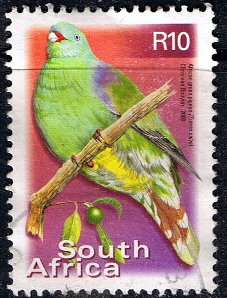 South Africa 2000 Birds R10 Fine Used SG 1229 Scott 1197 Other Bird Stamps HERE