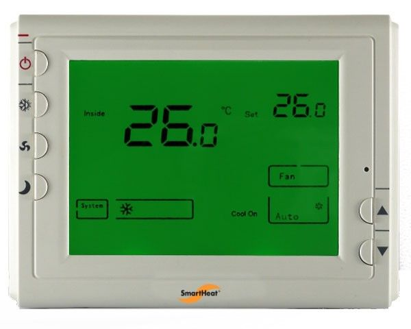 Thermostat : SmartHeat Floor Heating Room Thermostat