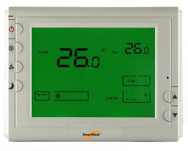 Thermostat : SmartHeat Floor Heating Room Thermostat