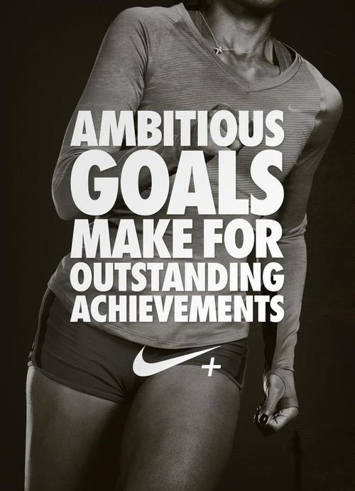 What's your goal!?