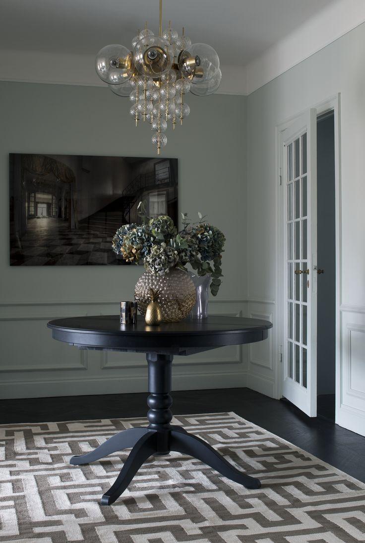 Layered new swedish rug company
