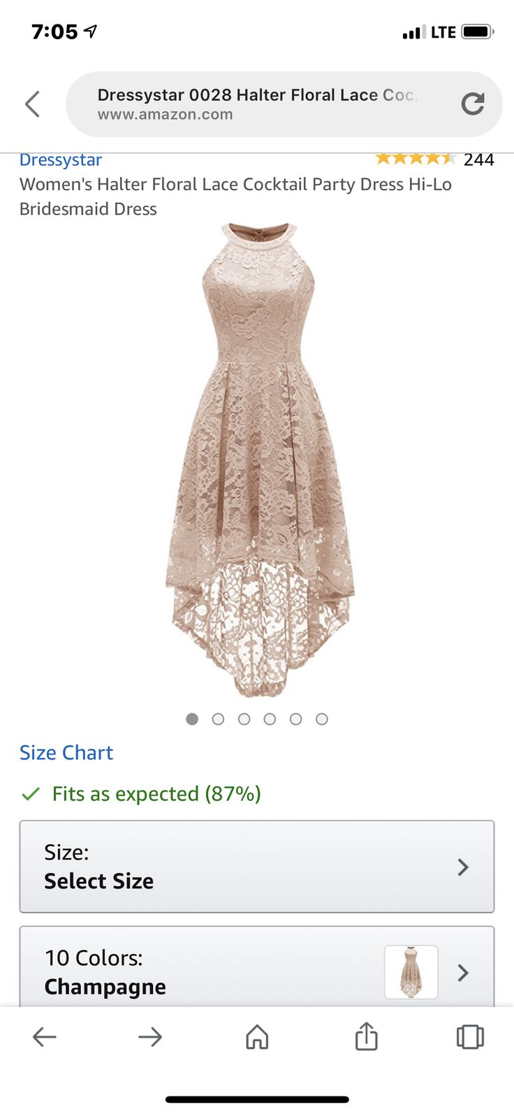 Dresses for my middle school dance