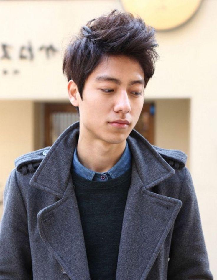 Best 25+ Korean men hairstyle ideas on Pinterest | Korean ...