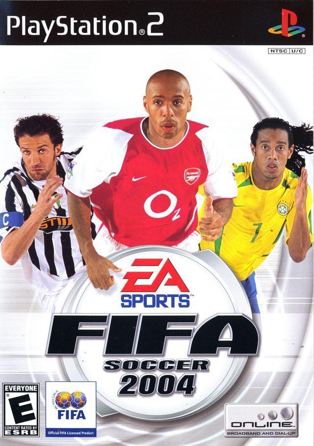 Fifa 2004 Sony Playstation 2 Game Gamecube Games Fifa Nintendo Gamecube Games