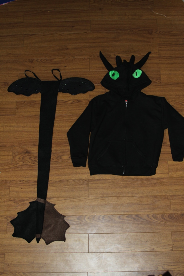 9 best toothless costume images on pinterest