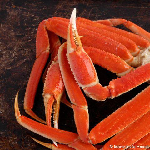 Quoi de plus québécois que de savourer une guédille de crabe des neiges? Capitaine Crabe vous propose trois façons de la préparer : traditionnelle, à la coriandre; style BLT; version croquante et fraîche.