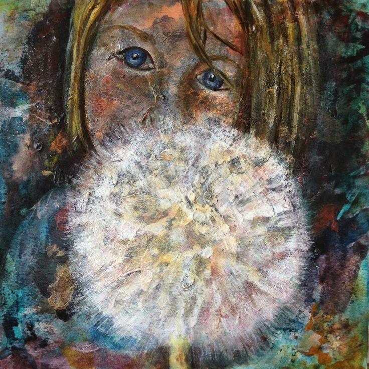 Pam Finlay at Crystal Clear Creations: LET THE WIND BLOW - BLOWING SEEDS OF FAITH