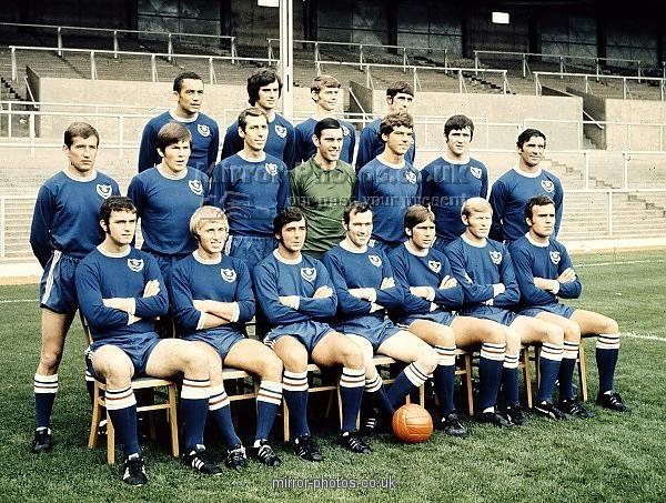 Portsmouth Football Club - 1970-1971