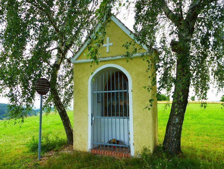 Wörth an der Donau-Eidenzell, Votivkapelle Vierzehn Nothelfer (Regensburg) BY DE