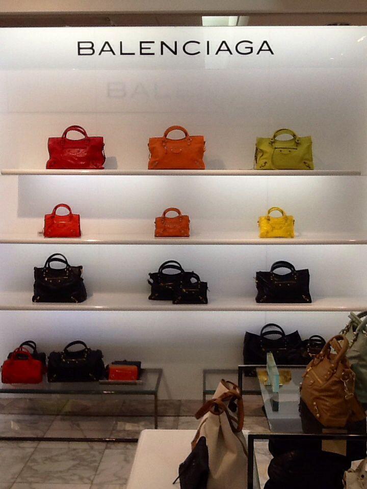 Balenciaga statement wall in Designer Handbags [april 14]