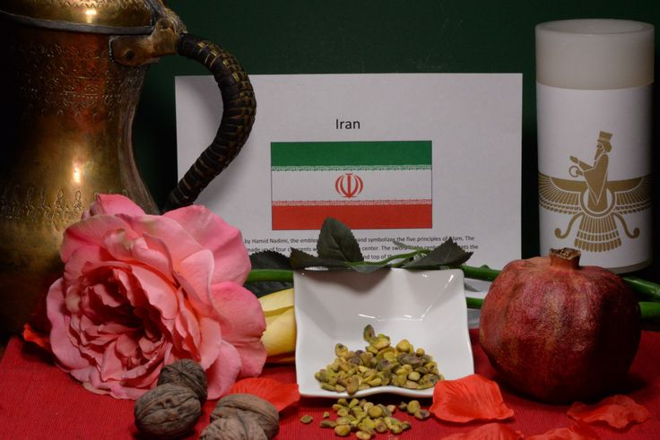 About food and culture of Iran
