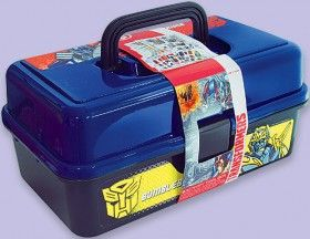 Transformers Activity Toolbox