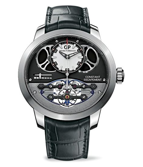Girard-Perregaux - Constant Escapement - Mens luxury watch #NobleandRoyal