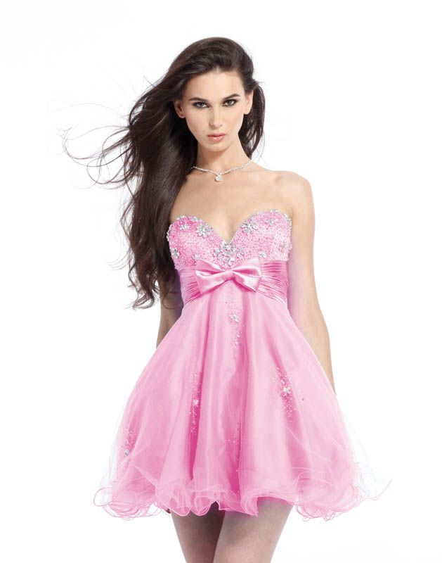 93 best PINK PROM DRESSES images on Pinterest | Pageant dresses ...