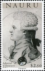 WNS: NR007.05 (Battle of Trafalgar Part 1 - Admiral Villeneuve)