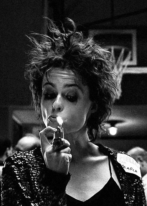 Helena in Fight Club