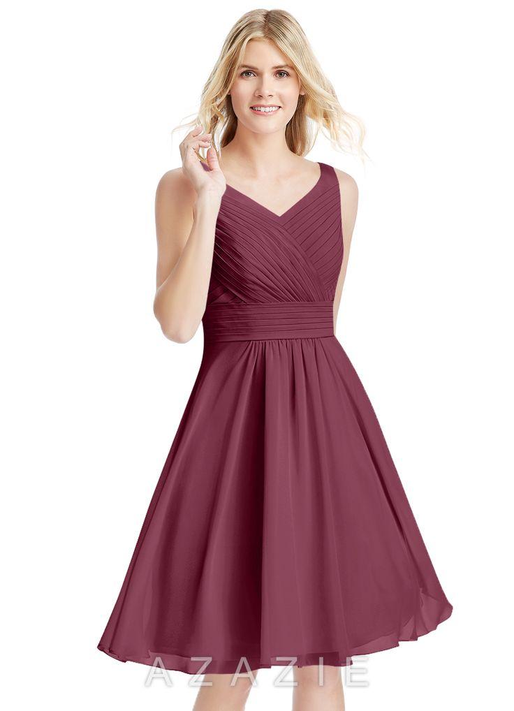 Grace Bridesmaid Dresses   Altrosa brautjungfernkleider ...