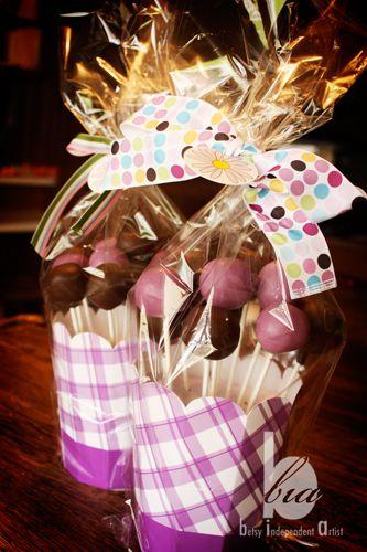 Cake pop bouquets!