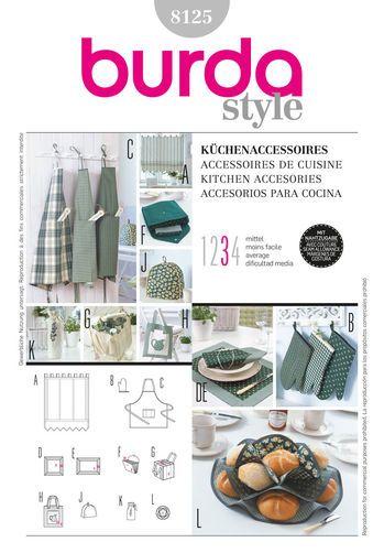 Burda Style, Kitchen Accessories
