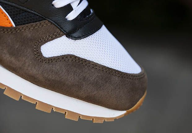 "Highs And Lows x Reebok Classic Leather ""Autumn Leaves"""